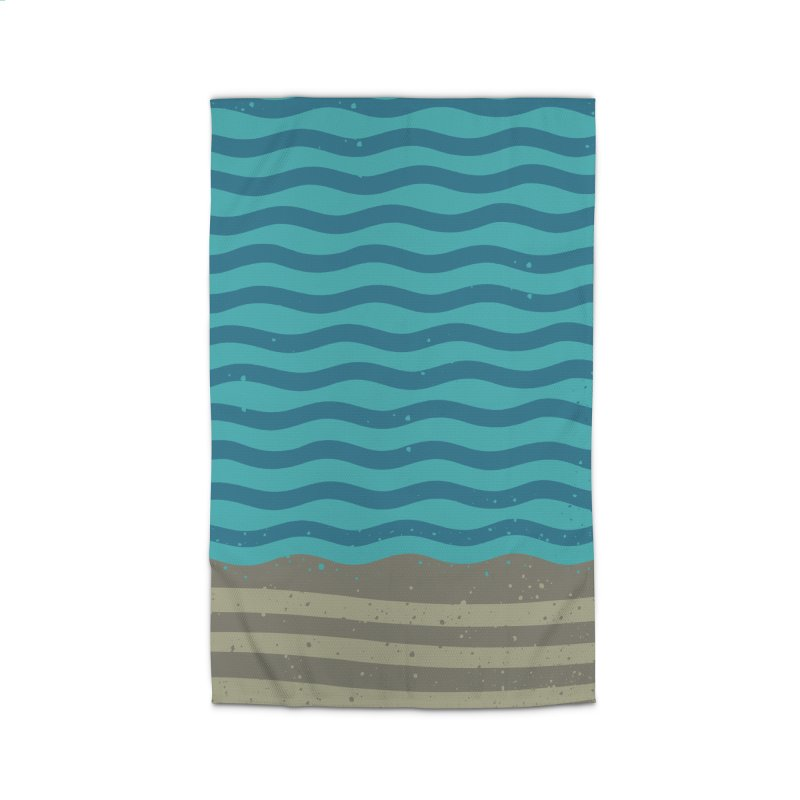A SHORE TH/NG Home Rug by DYLAN'S SHOP