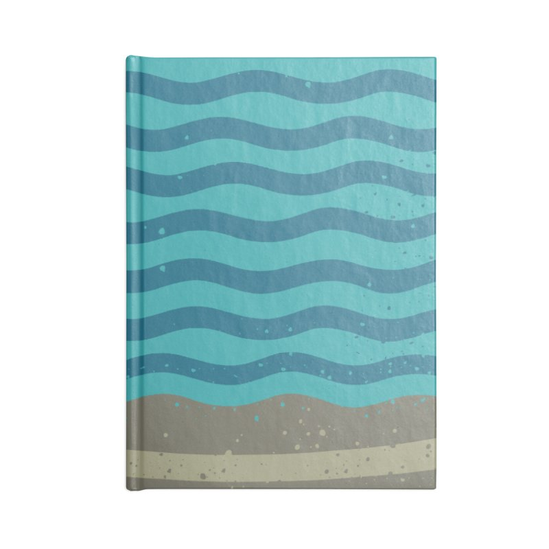 A SHORE TH/NG Accessories Notebook by DYLAN'S SHOP