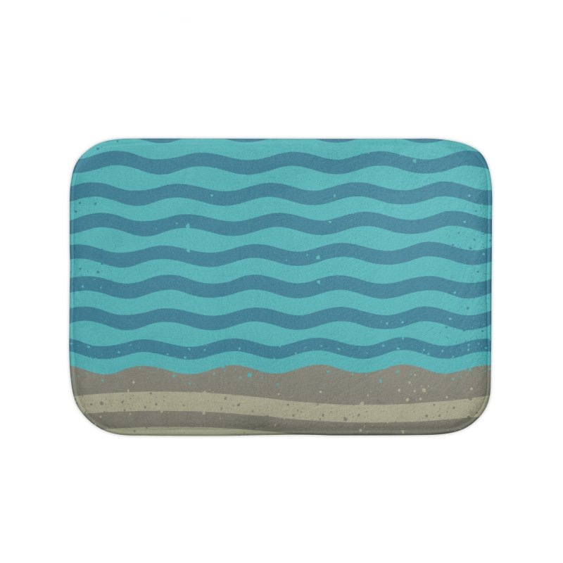 A SHORE TH/NG Home Bath Mat by DYLAN'S SHOP