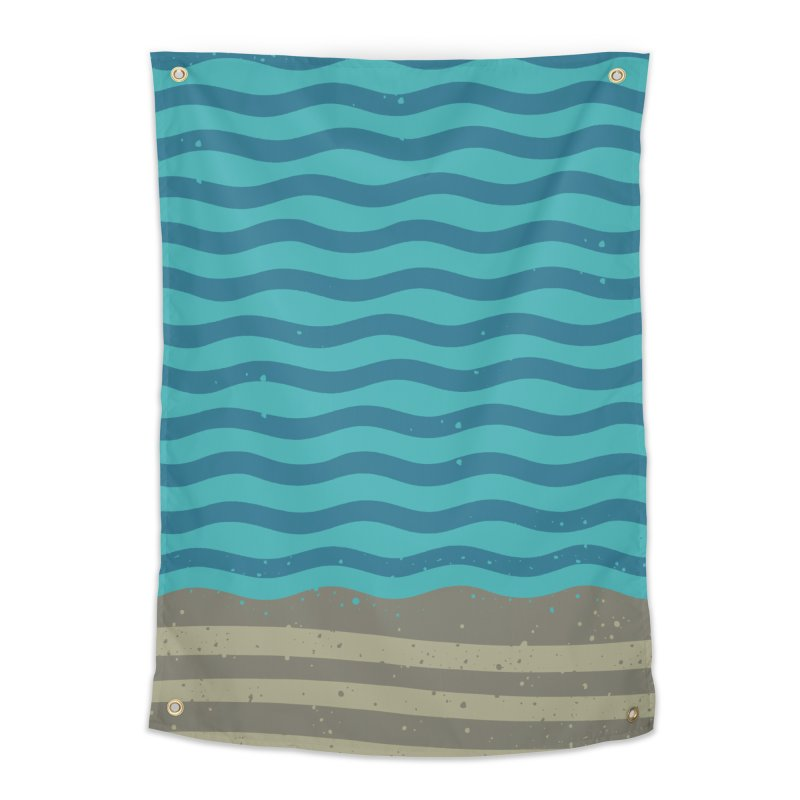 A SHORE TH/NG Home Tapestry by DYLAN'S SHOP