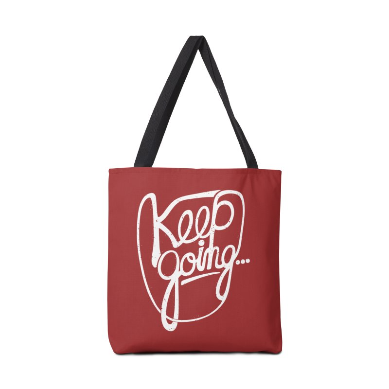 KEEP GO/NG Accessories Bag by DYLAN'S SHOP