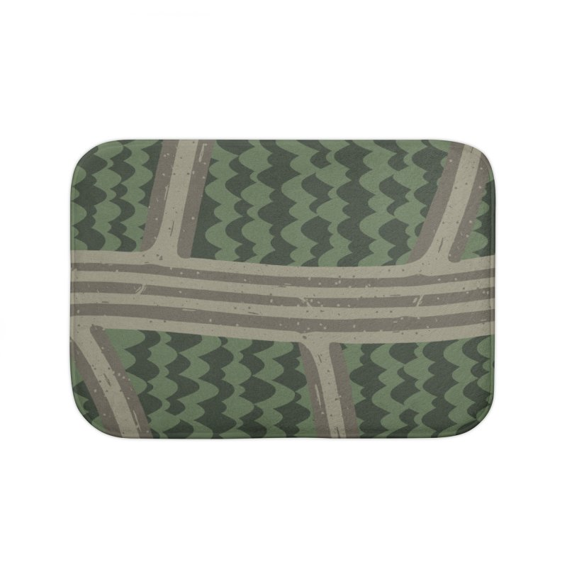 BACKROADS Home Bath Mat by DYLAN'S SHOP