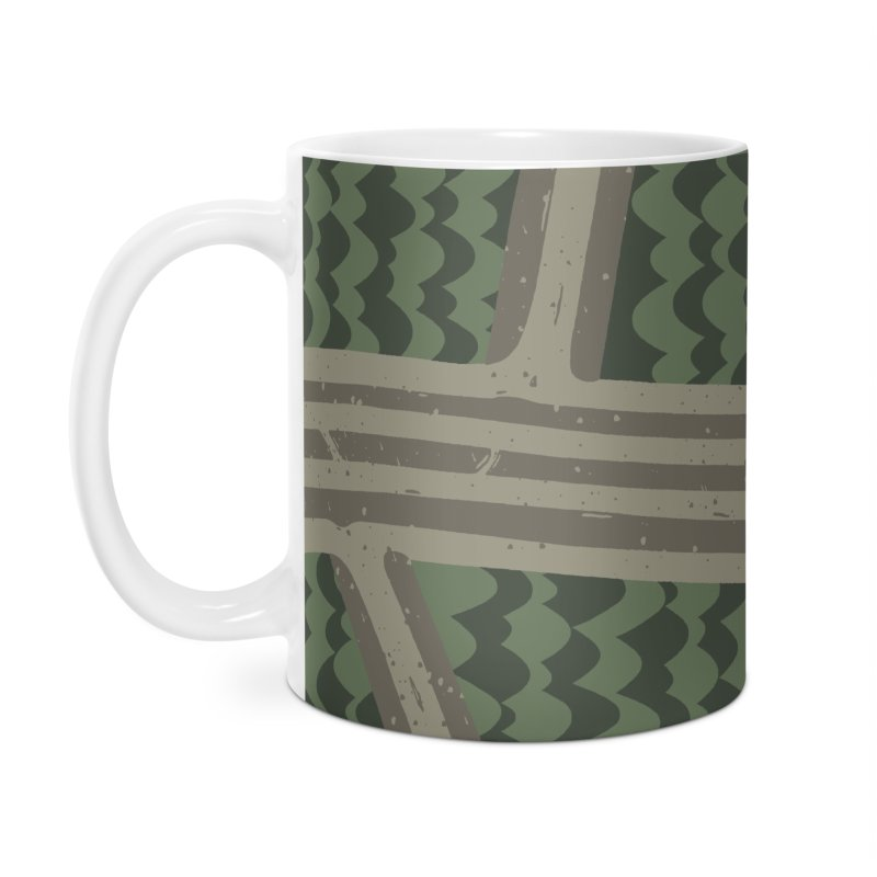BACKROADS Accessories Mug by DYLAN'S SHOP
