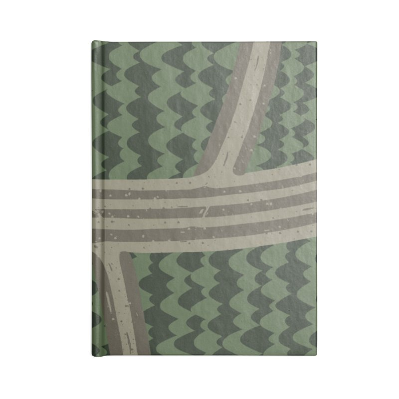 BACKROADS Accessories Notebook by DYLAN'S SHOP