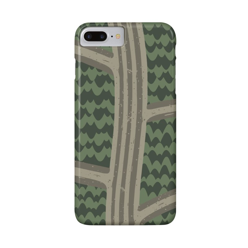 BACKROADS Accessories Phone Case by DYLAN'S SHOP