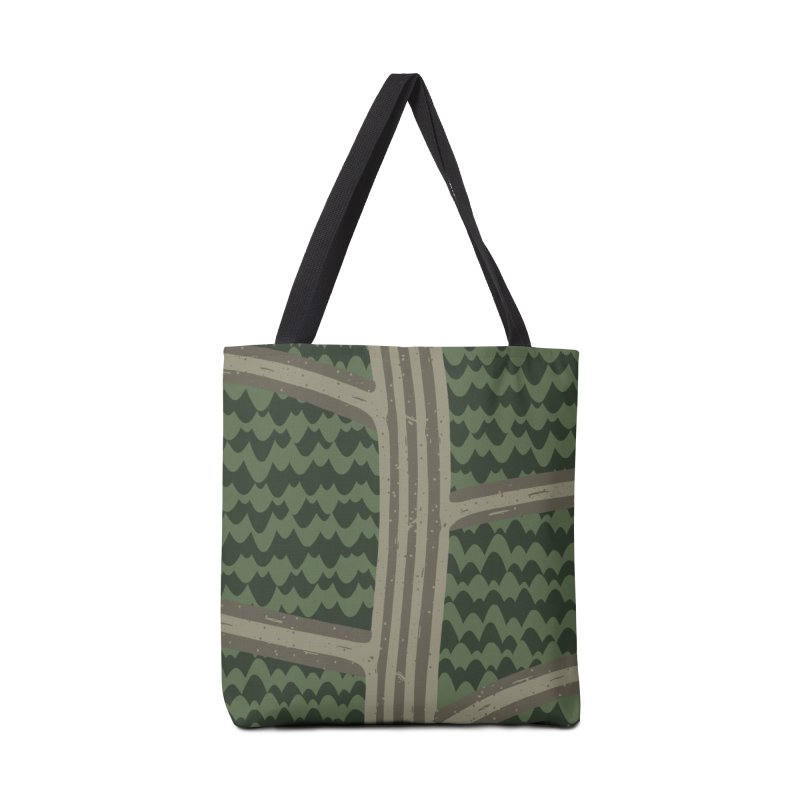 BACKROADS Accessories Bag by DYLAN'S SHOP
