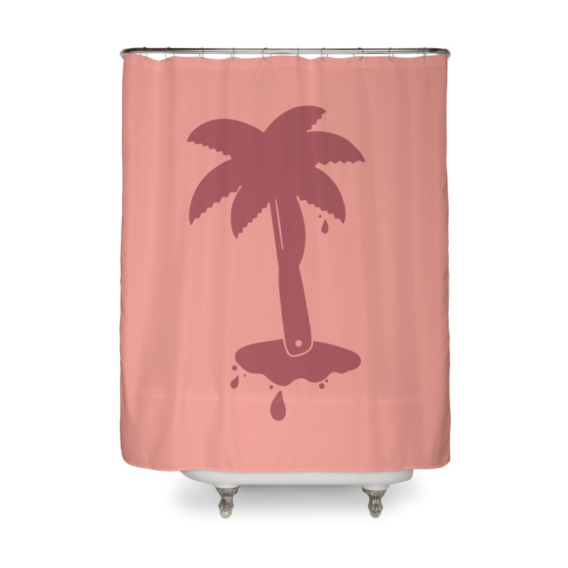 TROPIK/LL Home Shower Curtain by DYLAN'S SHOP
