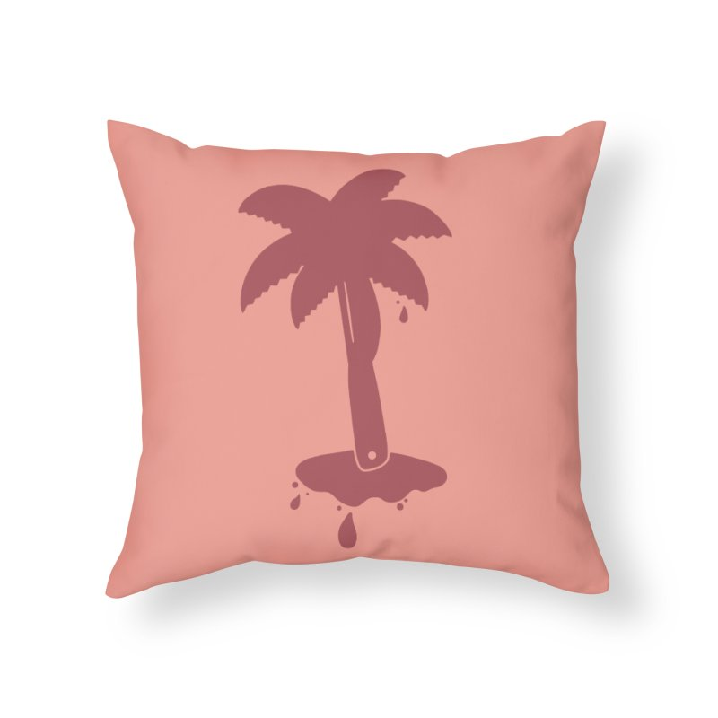 TROPIK/LL Home Throw Pillow by DYLAN'S SHOP