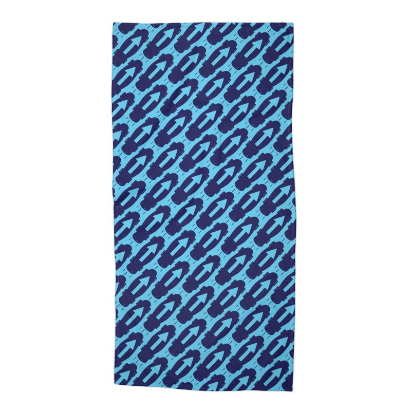 SK\TE Accessories Beach Towel by DYLAN'S SHOP