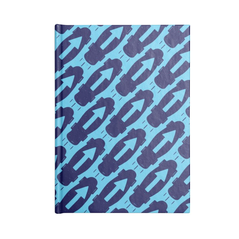SK\TE Accessories Notebook by DYLAN'S SHOP