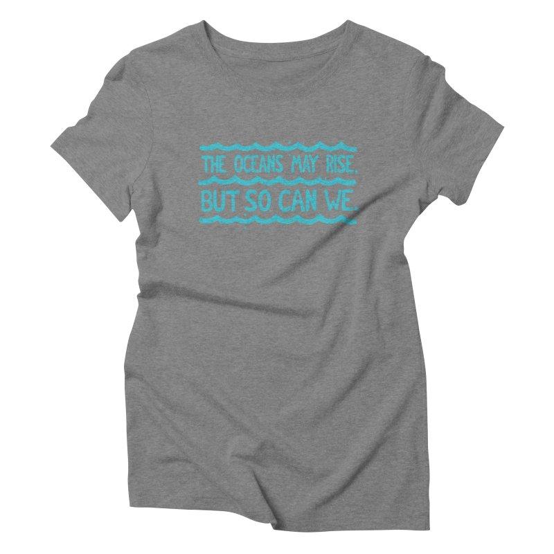 R/SE Women's Triblend T-shirt by DYLAN'S SHOP