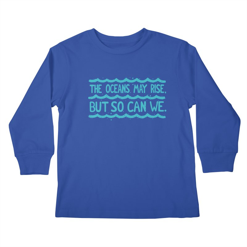R/SE Kids Longsleeve T-Shirt by DYLAN'S SHOP