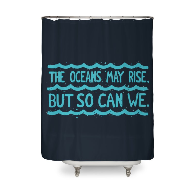 R/SE Home Shower Curtain by DYLAN'S SHOP