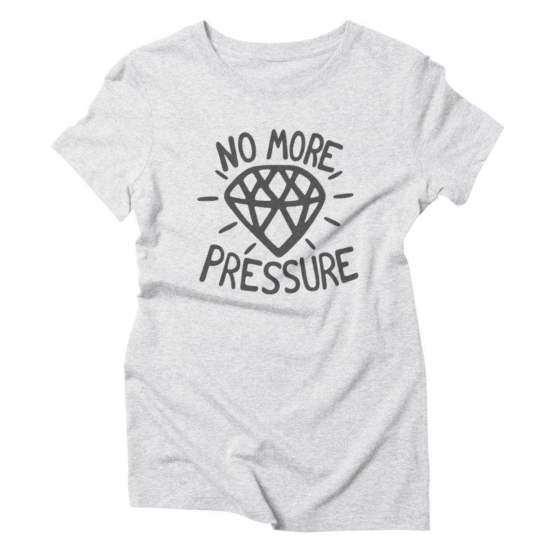 D/AMOND Women's Triblend T-shirt by DYLAN'S SHOP