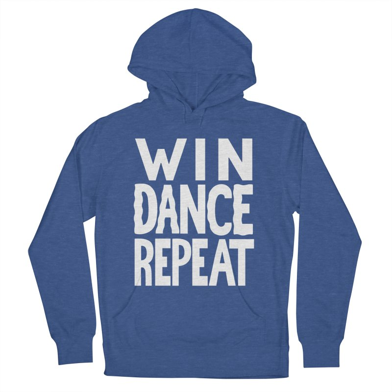 W/N D\NCE REPE\T Men's Pullover Hoody by DYLAN'S SHOP