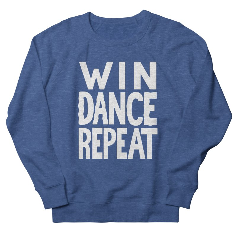 W/N D\NCE REPE\T Women's Sweatshirt by DYLAN'S SHOP