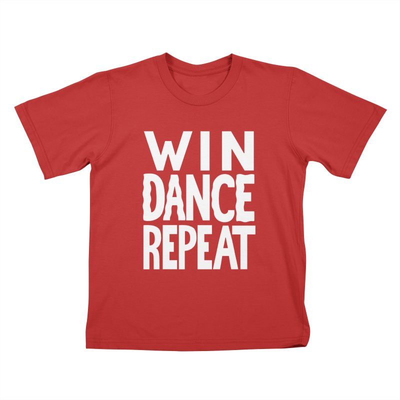 W/N D\NCE REPE\T Kids T-Shirt by DYLAN'S SHOP