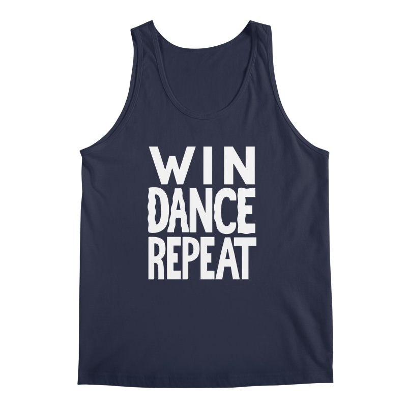 W/N D\NCE REPE\T Men's Tank by DYLAN'S SHOP