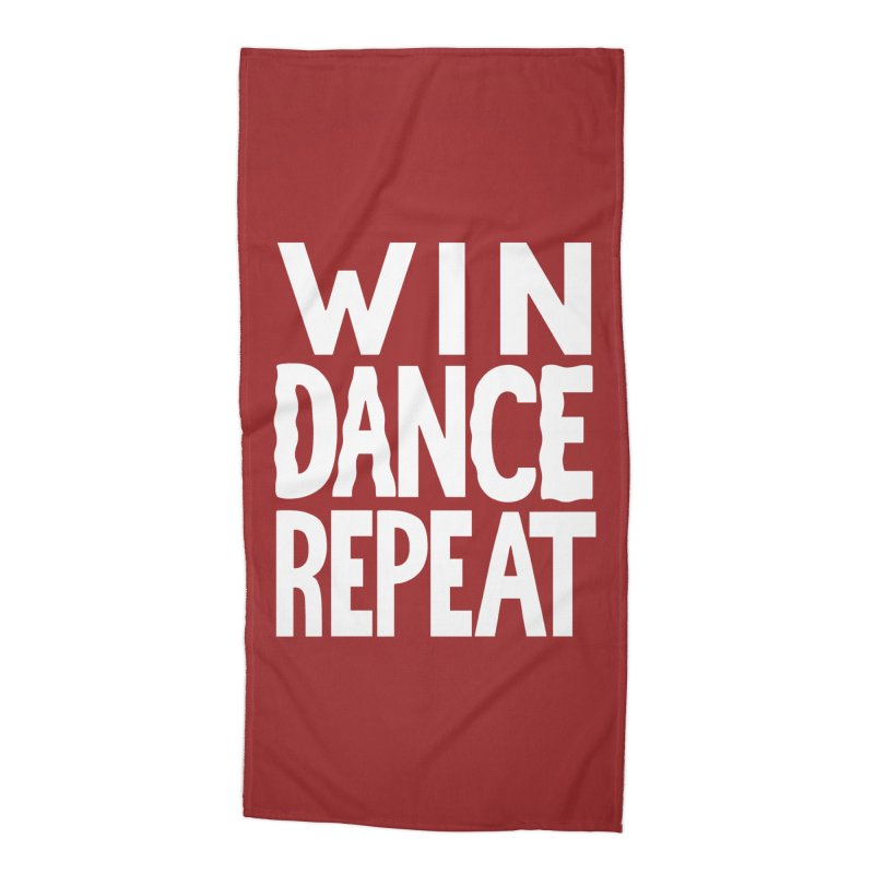 W/N D\NCE REPE\T Accessories Beach Towel by DYLAN'S SHOP