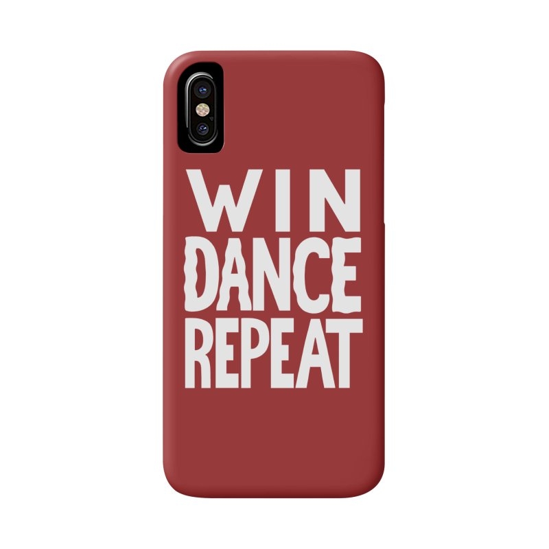 W/N D\NCE REPE\T Accessories Phone Case by DYLAN'S SHOP