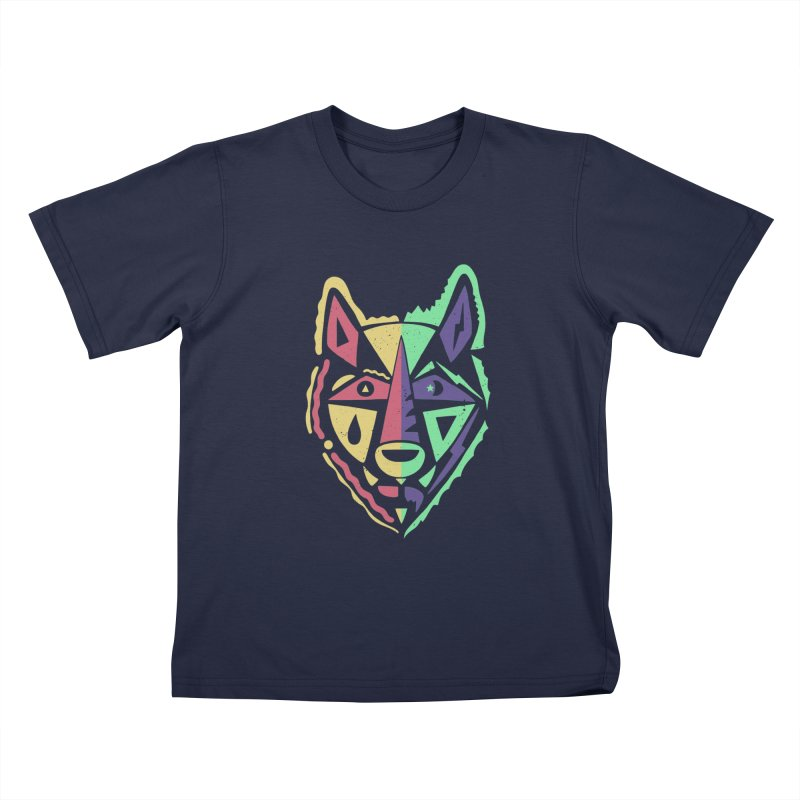 D\Y & N/GHT Kids T-Shirt by DYLAN'S SHOP