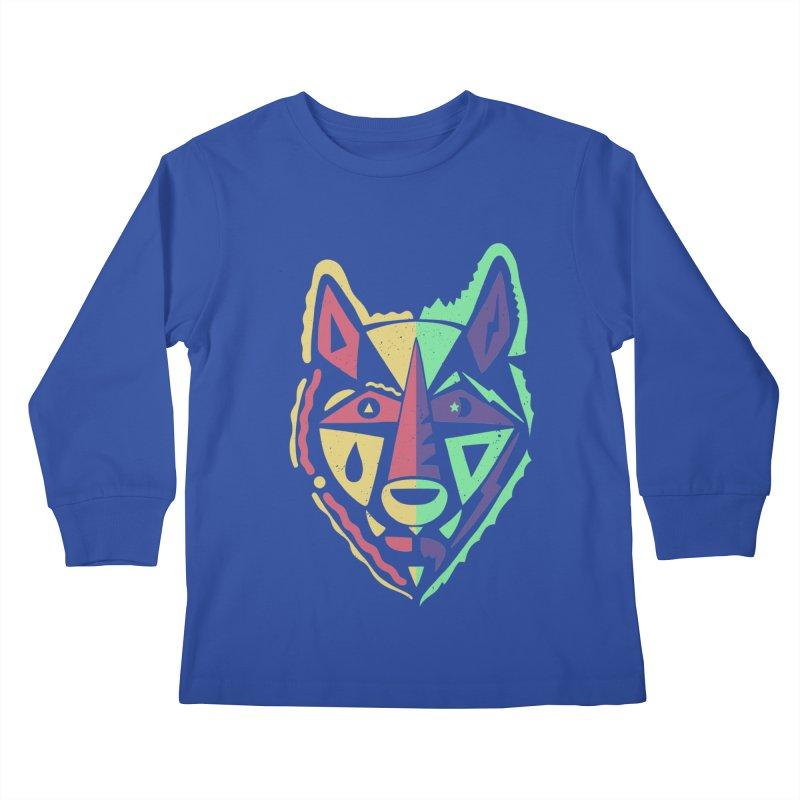 D\Y & N/GHT Kids Longsleeve T-Shirt by DYLAN'S SHOP