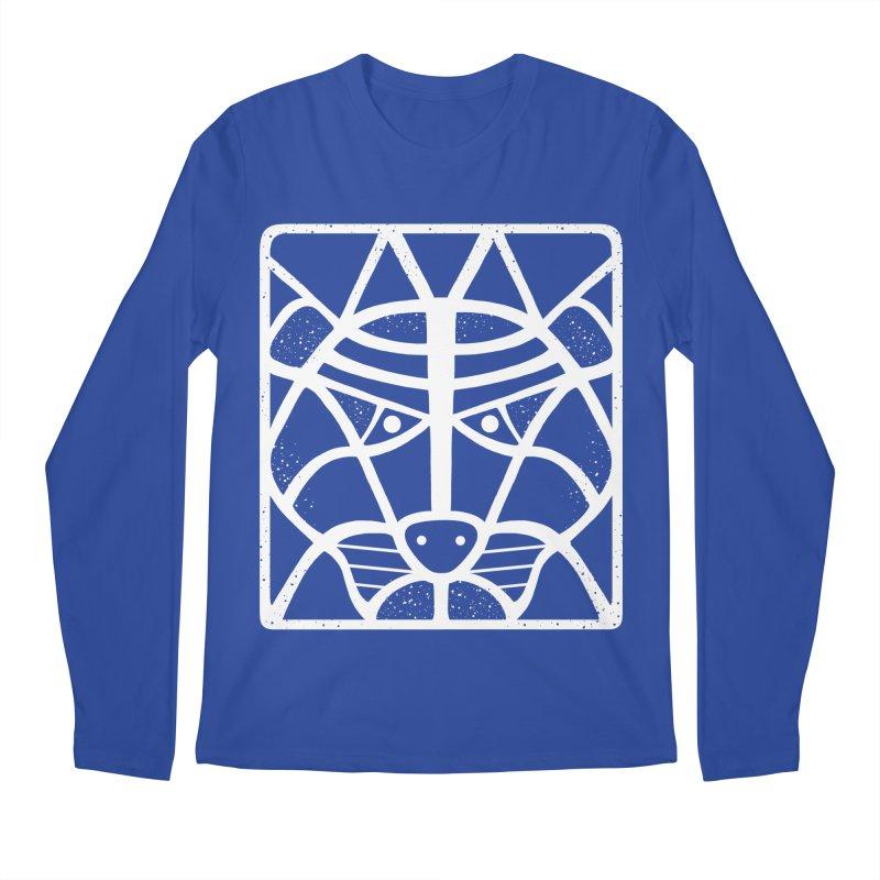 T/GER Men's Longsleeve T-Shirt by DYLAN'S SHOP