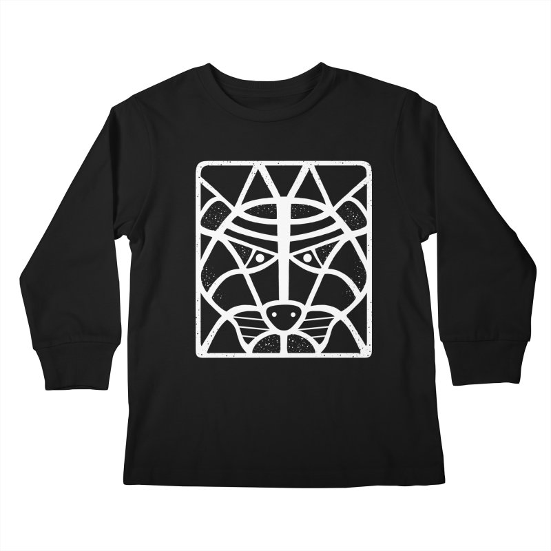 T/GER Kids Longsleeve T-Shirt by DYLAN'S SHOP