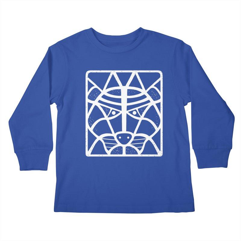 T/GER Kids Longsleeve T-Shirt by DYLAN'S SHOP