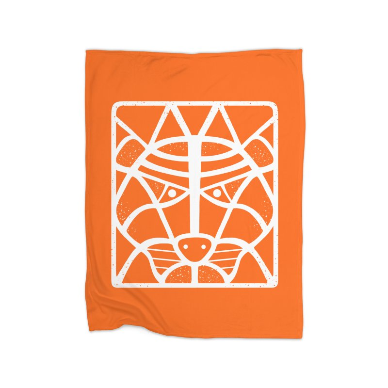 T/GER Home Blanket by DYLAN'S SHOP