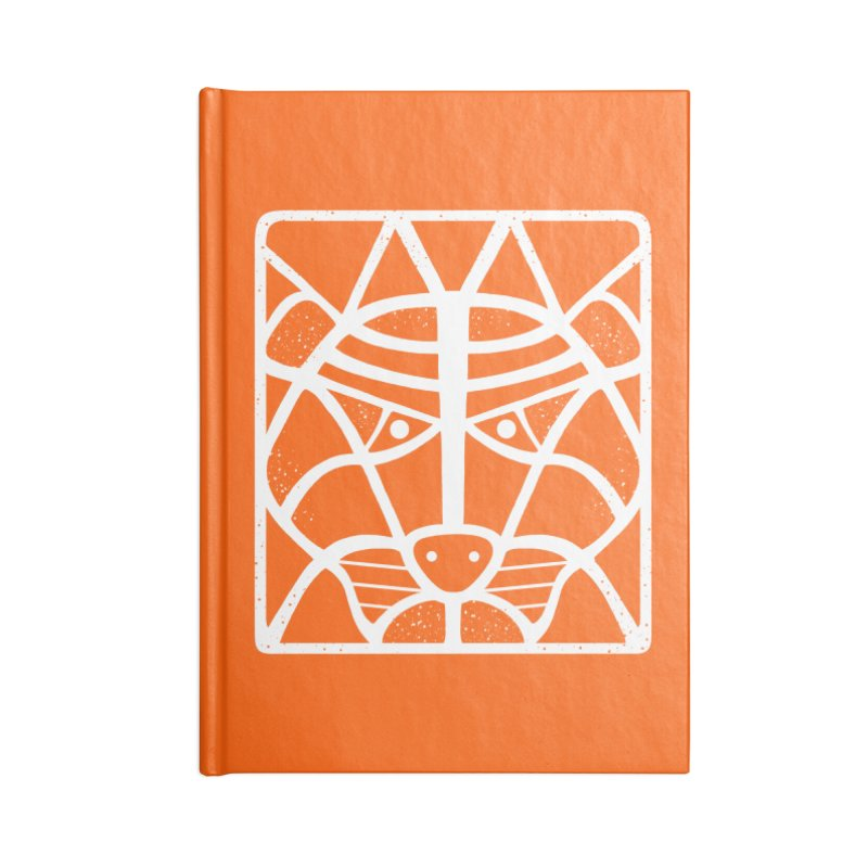 T/GER Accessories Notebook by DYLAN'S SHOP