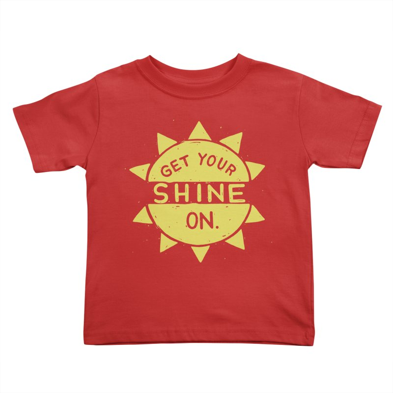 SH/NY Kids Toddler T-Shirt by DYLAN'S SHOP