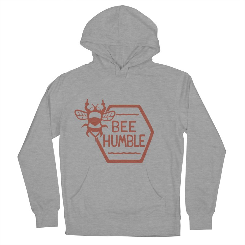 BEE HUMBLE Men's Pullover Hoody by DYLAN'S SHOP