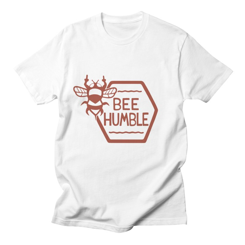 BEE HUMBLE Men's T-Shirt by DYLAN'S SHOP