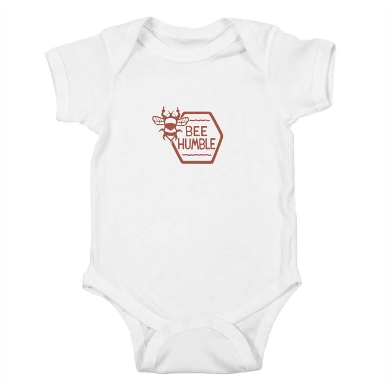 BEE HUMBLE Kids Baby Bodysuit by DYLAN'S SHOP
