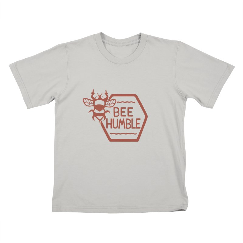 BEE HUMBLE Kids T-Shirt by DYLAN'S SHOP