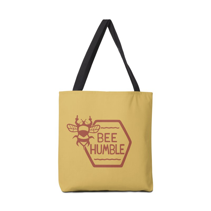 BEE HUMBLE Accessories Bag by DYLAN'S SHOP