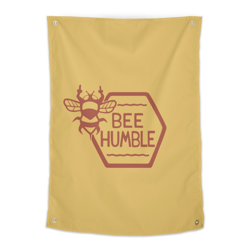 BEE HUMBLE Home Tapestry by DYLAN'S SHOP