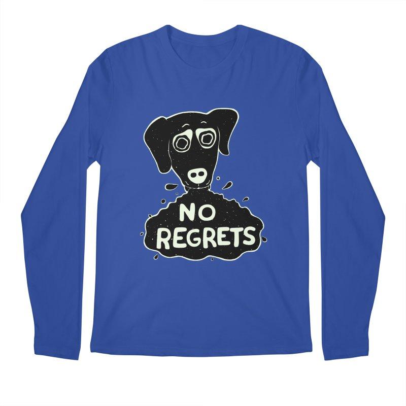 HVNGOVER HOVND Men's Longsleeve T-Shirt by DYLAN'S SHOP