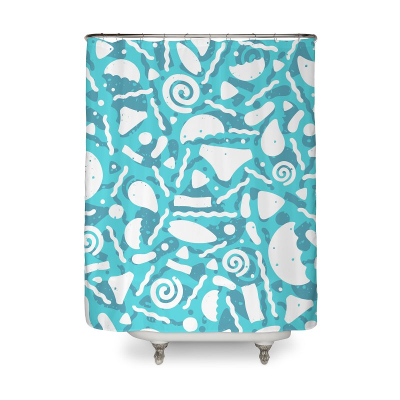 MOCEAN Home Shower Curtain by DYLAN'S SHOP