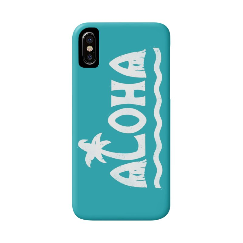 ALOHA! Accessories Phone Case by DYLAN'S SHOP