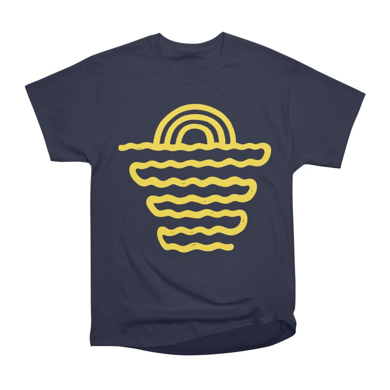 CO\STL/NE Men's Classic T-Shirt by DYLAN'S SHOP