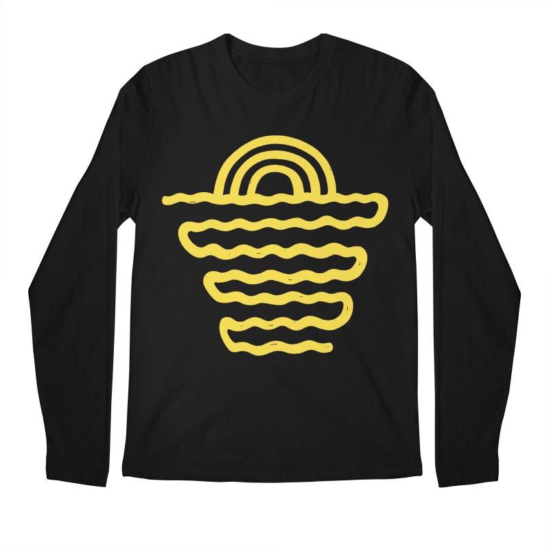CO\STL/NE Men's Longsleeve T-Shirt by DYLAN'S SHOP