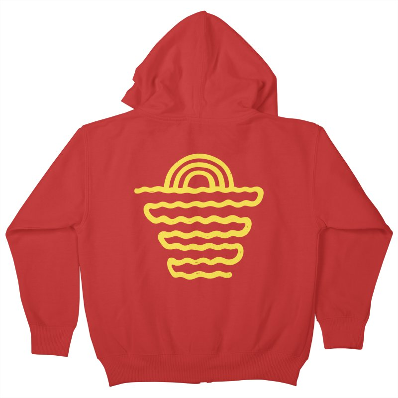 CO\STL/NE Kids Zip-Up Hoody by DYLAN'S SHOP