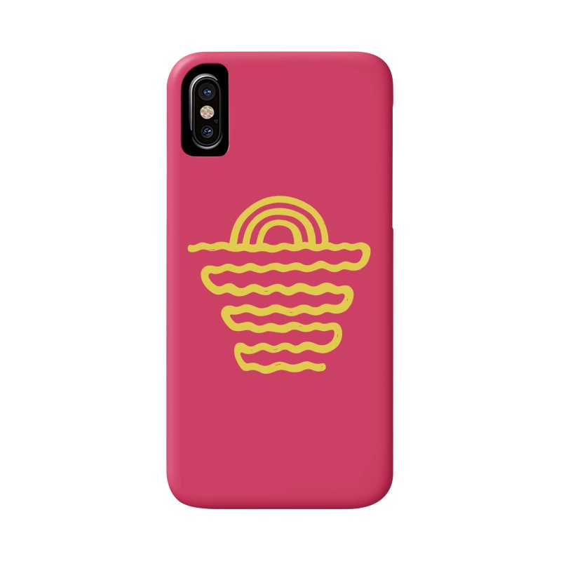 CO\STL/NE Accessories Phone Case by DYLAN'S SHOP