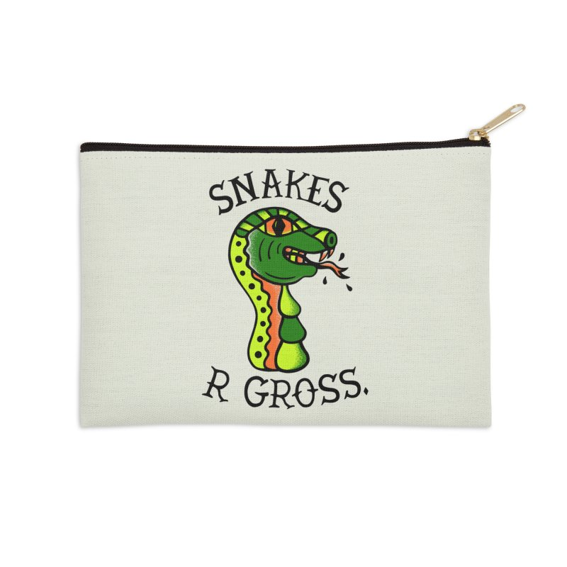 SN\KES Accessories Zip Pouch by DYLAN'S SHOP