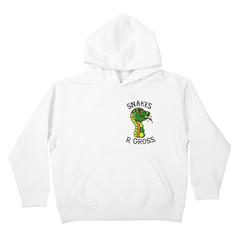 SN\KES Kids Pullover Hoody by DYLAN'S SHOP