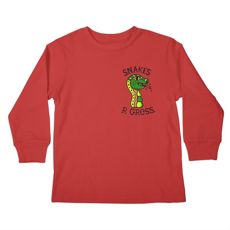 SN\KES Kids Longsleeve T-Shirt by DYLAN'S SHOP