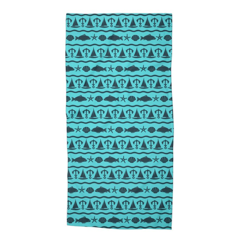 W\TER Accessories Beach Towel by DYLAN'S SHOP