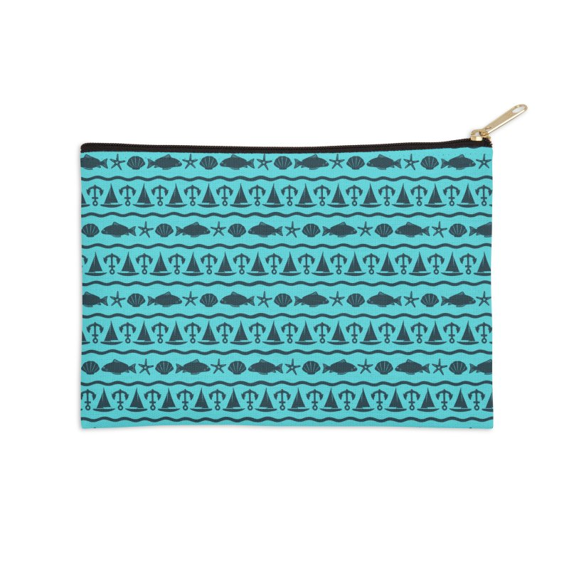W\TER Accessories Zip Pouch by DYLAN'S SHOP